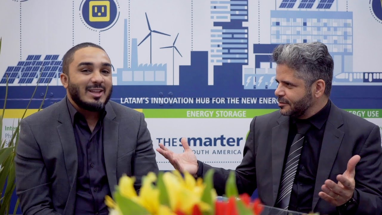 Intersolar South America 2019: SICES Solar, The Story - Jackson Chirollo, COO