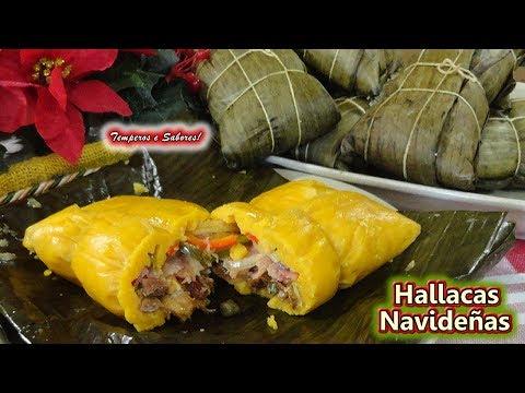 HALLACAS NAVIDEÑAS Venezolanas, Deliciosas, Receta Completa