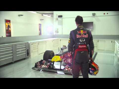 FORMULA ONE 2014 Daniel Ricciardo