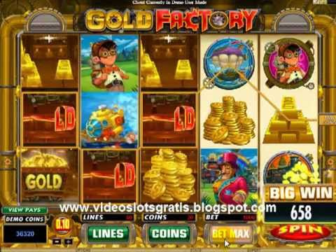 juego de casino gold factory