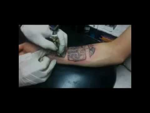 Tatoo Assassin S Creed Youtube