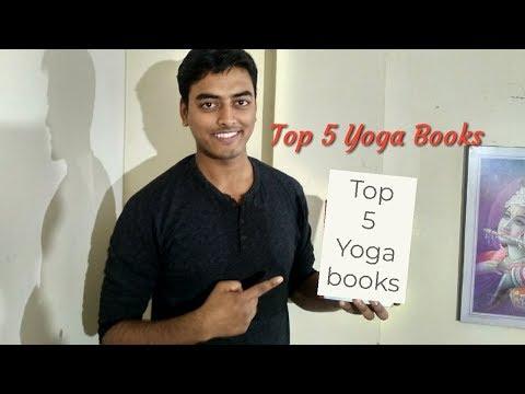 Top 5 Yoga books 2019 | Yoga Sutra | Yoga IN HINDI