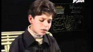 نعي رائع لطفل عراقي