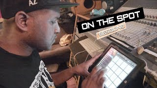 Styles P Producer Makes a Beat ON THE SPOT - Stan Da Man ft Nutso x Innocent x Minx