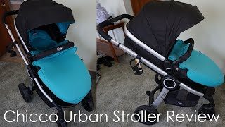 Chicco Urban Stroller Review(, 2015-04-14T21:17:02.000Z)