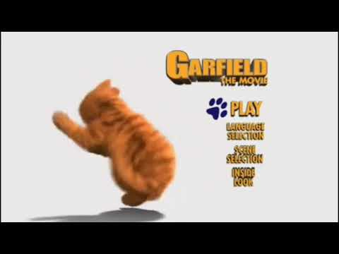 Odie Saves Garfield From A Dog Scene Garfield 2004 Movie Clip Youtube
