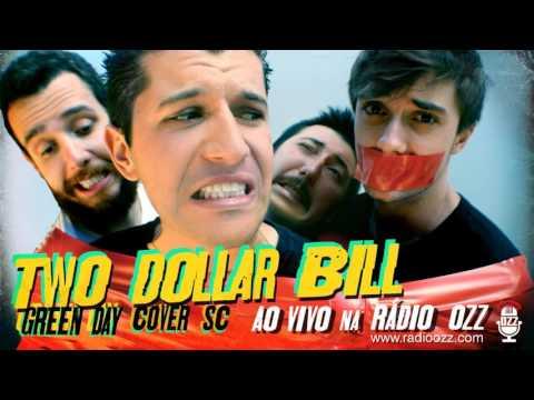 "TWO DOLLAR BILL ""GREEN DAY Cover SC"" Ao Vivo na Rádio Ozz"
