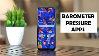 Top 5 Best Barometer Pressure Apps for Android [2020] screenshot 1