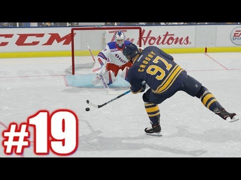 MY NHL DEBUT! | NHL 18 | Be A Pro #19