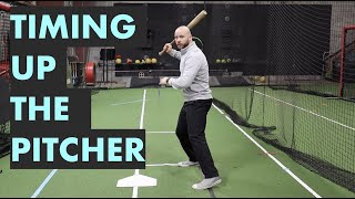 Timing up Pitchers Properly - Hitting Tips with Lucas Cook