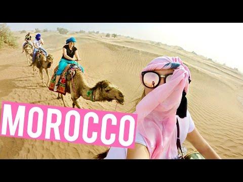 SANDSTORM IN THE SAHARA DESERT IN MOROCCO | Kristee's Life On Deck