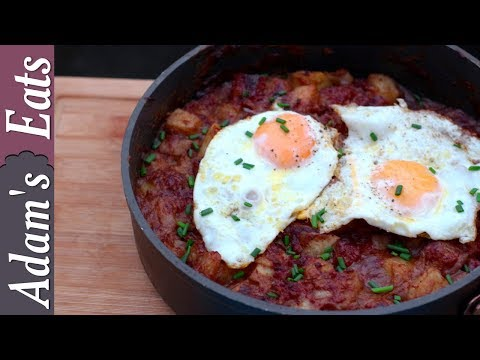 Ultimate corned beef hash | School dinner recipe