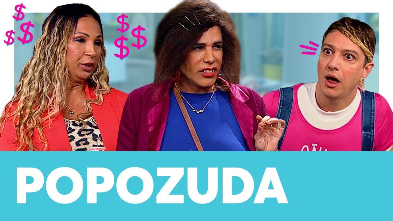 VALESCA POPOZUDA deu um GOLPE na Graça | Tô de Graça | 09/07/2020 EP20