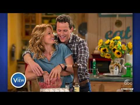 Candace Cameron Bure Catches Up With The CoHosts About 'Fuller House' And More  The View