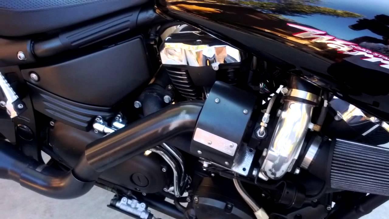 Yamaha Road Star Horsepower