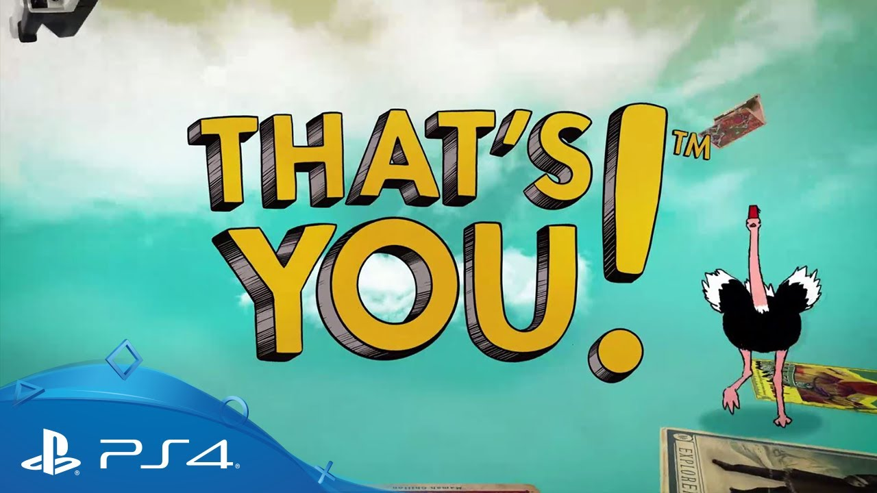 THAT'S YOU! | PLAYLINK FOR PS4