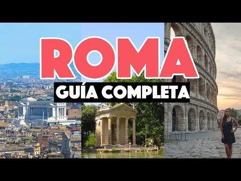 Roma: guía completa