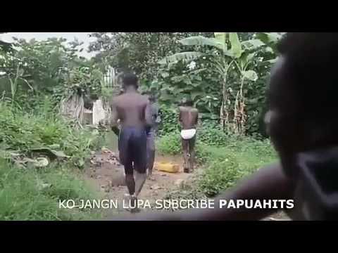 Video Heboh Turun Naik Ala Papua