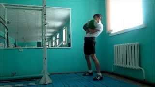 Выполнение норматива кандидата в мастера спорта по гиревому спорту (неофициально) / Kettlebell sport