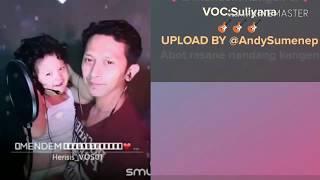 Via Vallen - Mendem Kangen (video karaoke duet bareng lirik no vocal) smule cover Herisis