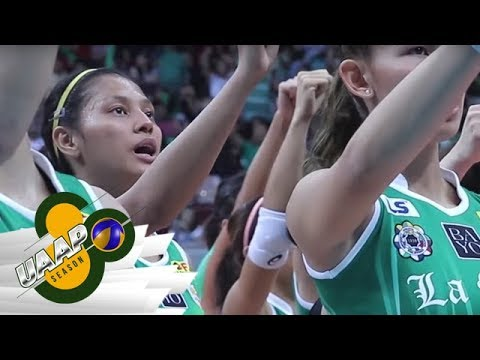 DLSU Remains On Top | UAAP 80 Exclusives