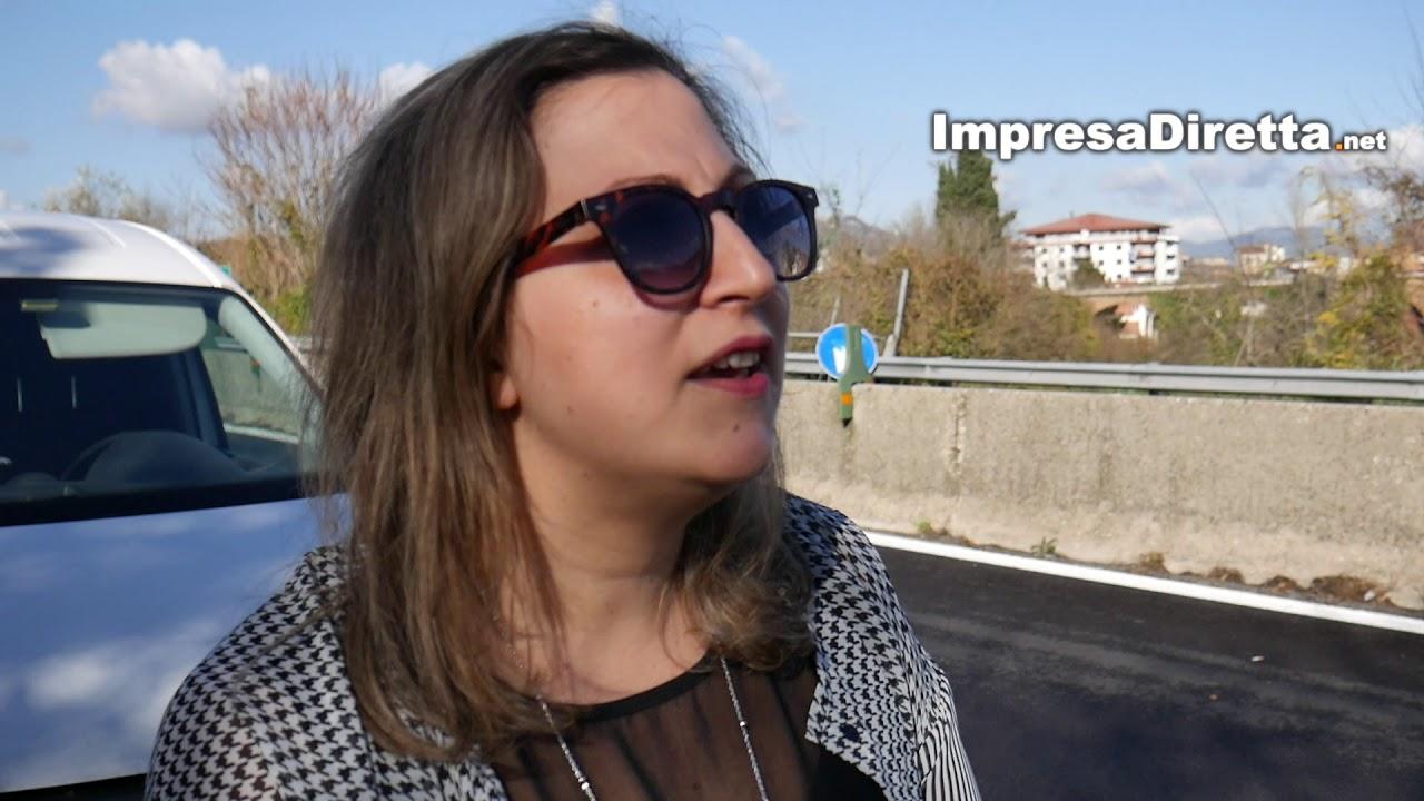 """Assalto ai blindati sull'Avellino-Salerno. Una testimone: """"Mi hanno rubato l'auto, erano armati""""."""