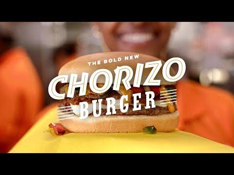 The Chorizo Burger