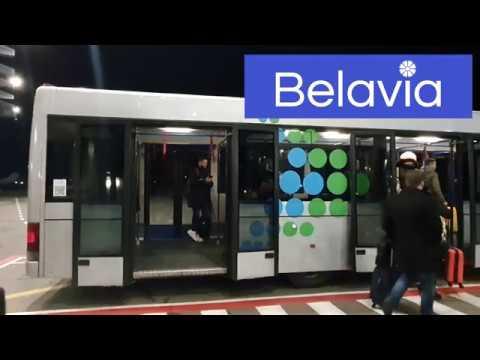 Перелет Киев - Москва, через Минск на Belavia *