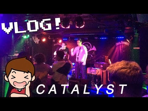 """Catalyst Live Performance at """"The Horn"""", St. Albans - VLOG"""