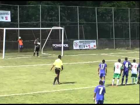 Republica Dominicana 1 Surinam 1 ( Eliminatoria CONCACAF Rumbo Mundial 2014 Brasil )