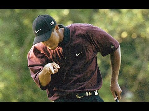 Tiger Woods thrilling 2000 PGA Championship over Bob May