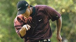 Tiger Woods thrilling 2000 PGA Championship over Bob May