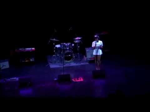 Wahnita Performing at BAM (Brooklyn Academy of Music)
