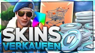 SKINS SALE So Go! + SHOPPING IN FORTNITE [Fortnite Update] | TreeBlue