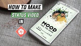 How To Make #Trending (Full Screen) WhatsApp Status Video in Kinemaster [Hindi] 2019