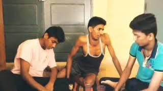 Hudugaru movie comedy dubsmash by nikhil_Gowda_dubstar