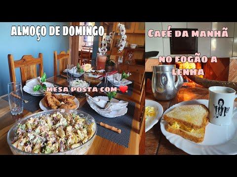 ALMOÇO DE DOMINGO/