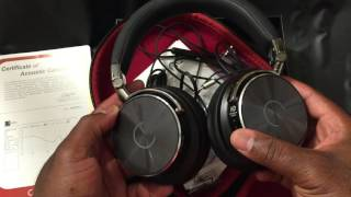 Review: Cleer NC Noise Cancelling Headphone with Comparisons