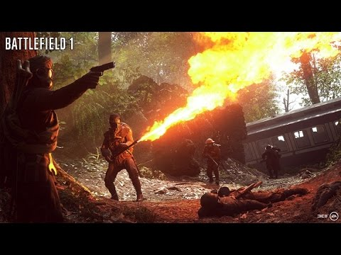 Download BattleField 1 From Google Drive With Multiplayer Crack