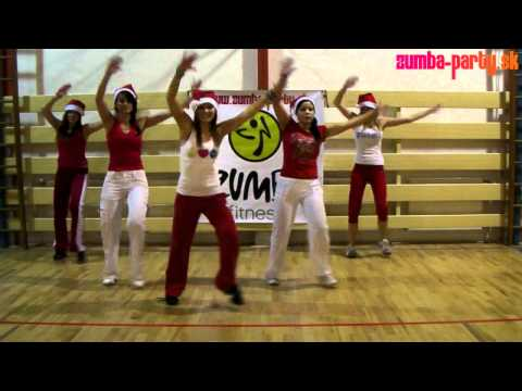 Elton John - Step Into Christmas: Zumba Choreography by Lucia Meresova [HD]