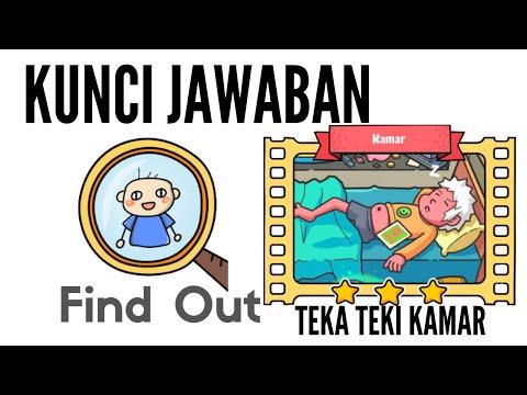Kunci Jawaban Find Out Teka Teki Kamar Youtube