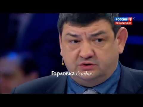 Глава Горловки о работе Енакиевского Металлургического Завода (ЕМЗ) и Стирола