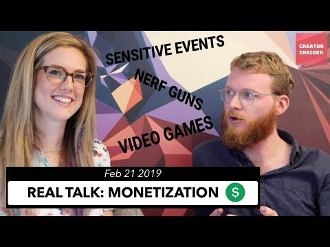 ����CLARIFYING MONETIZATION POLICIES: Sensitive Events, Profanity, Nerf Gu...