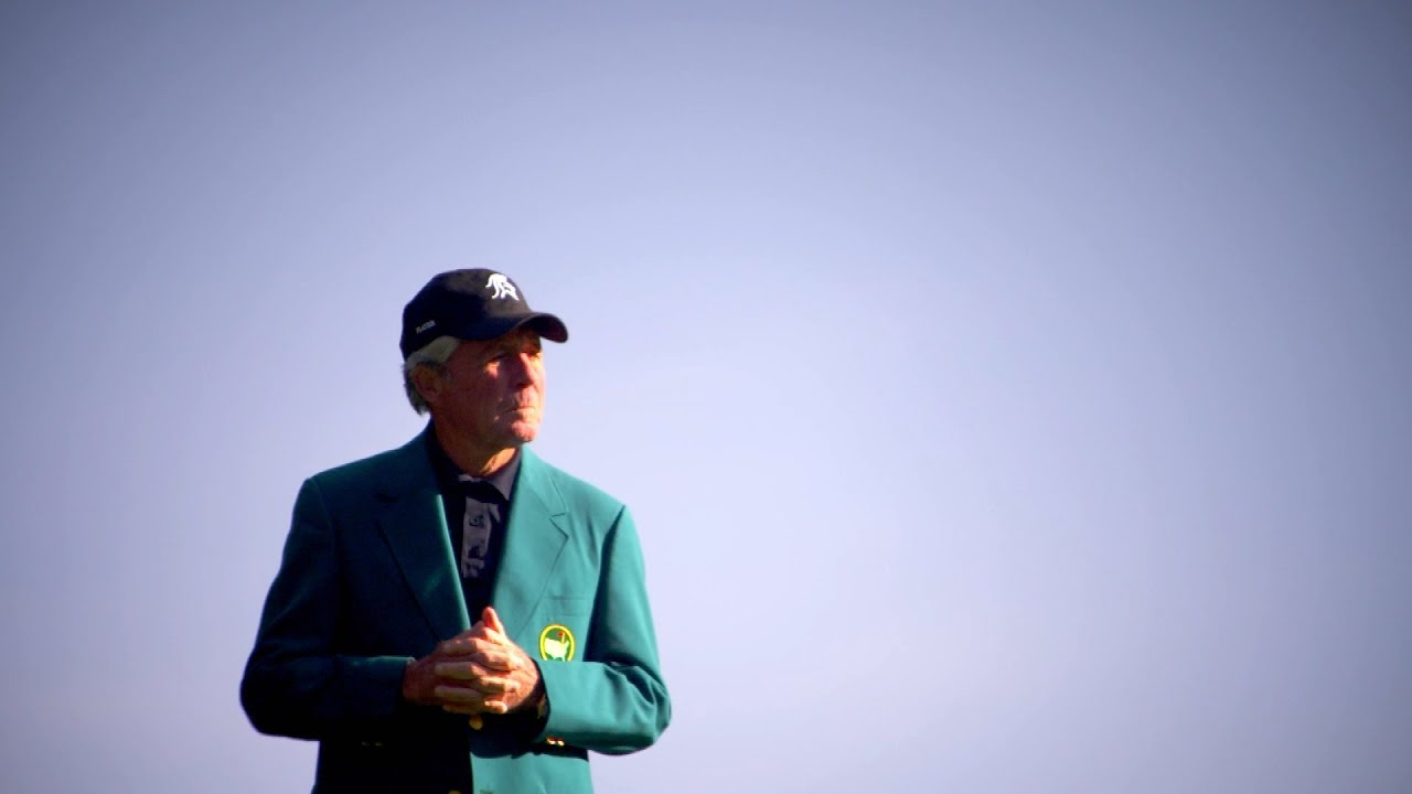 Gary Player: In His Own Words