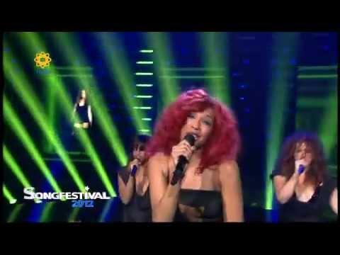 Raffaela - Chocolatte (Nationaal Songfestival 2012)