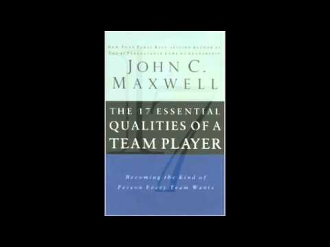 17 essential qualities a team player