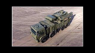"""Российские военные рассказали о доработке комплекса """"Панцирь-С1"""""""