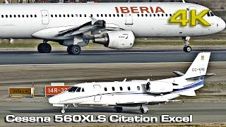Cessna 560XLS Citation Excel (Boluda Jet) [4K]