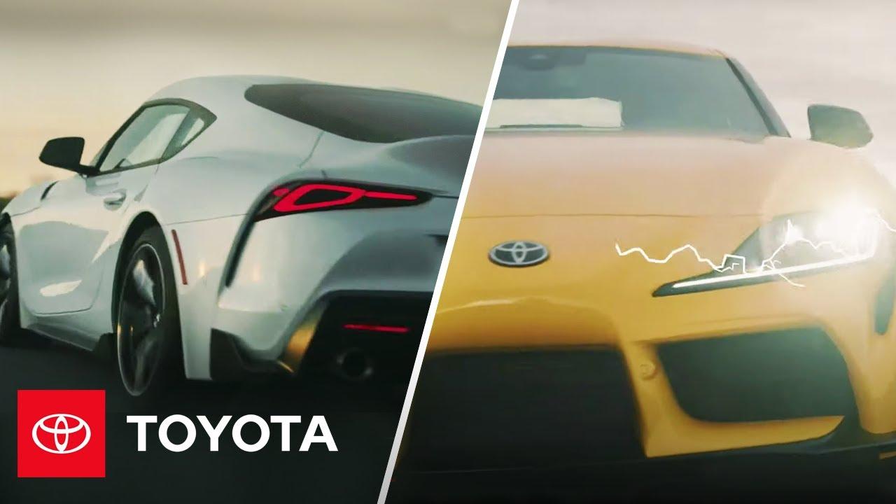 New Toyota GR Supra for 2021: Daytona 2020 Press Conference | Toyota