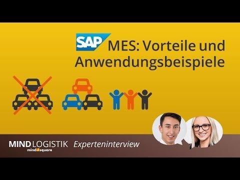 SAP MES: Vorteile